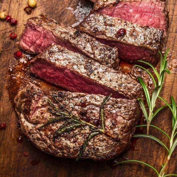 Ribeye Steak 2pc/12oz