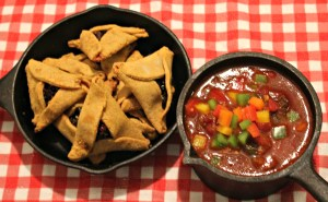 Chili and Hamentashen