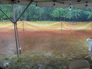 BBQ Rain