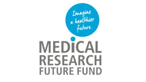 logo Medical Research Future Fund 'imagine a healthier future'