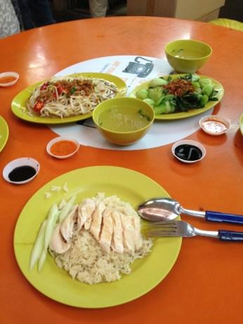 Tian Tian Chicken Rice