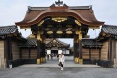 The Nijo Gate