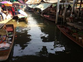 The boat market