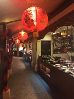 Hawker-like restaurant