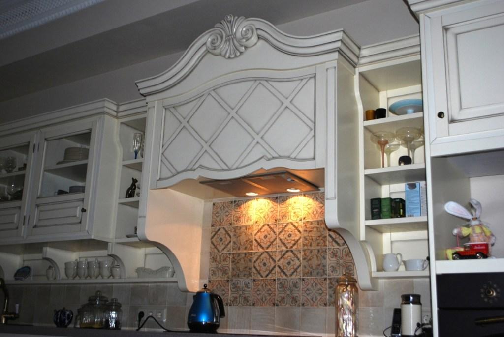 Кухня №10 в стиле прованс фото 1