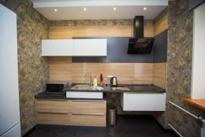 Кухня 11 в современном стиле