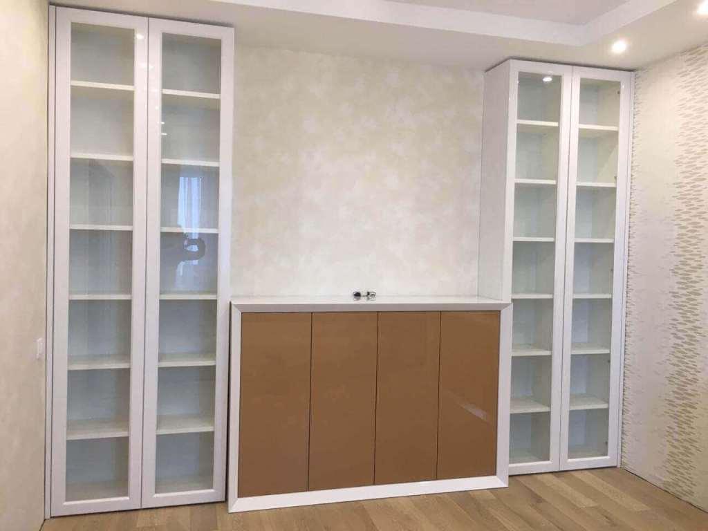 книжные шкафы из мдф