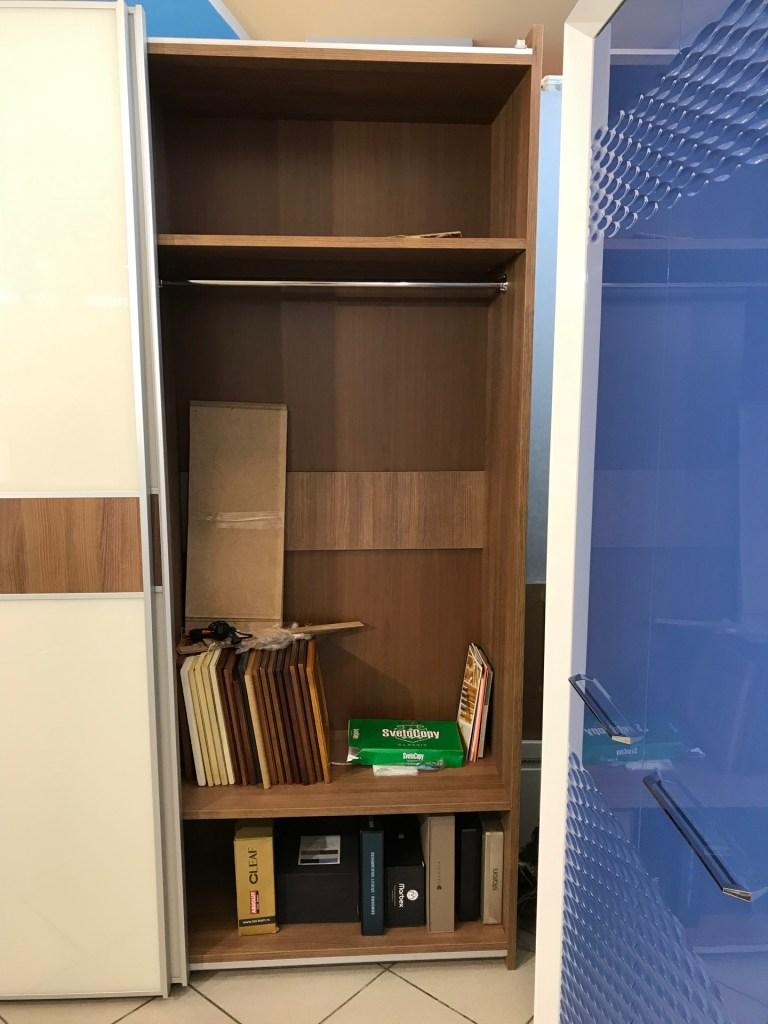 Шкаф с тумбой и навесными модулями IMG_5968