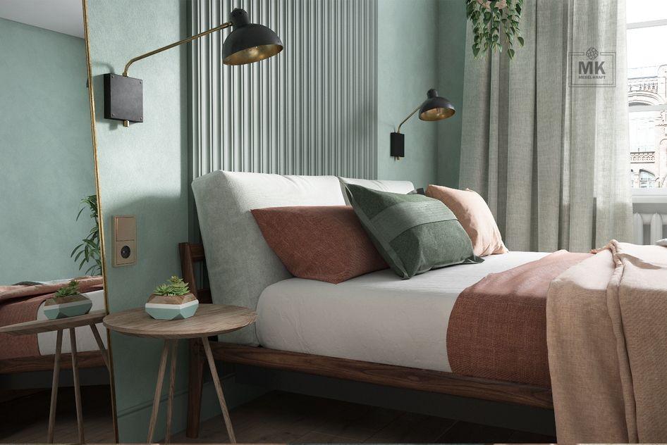 Спальня на заказ из МДФ