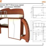 Продажа мебели для детской комнаты в Новомосковске