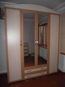 шкаф продам Новомосковск Украина шкаф с зеркальными дверцами