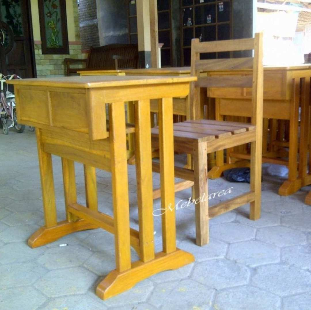meja-sekolah-minimalis-modern-kayu-jati