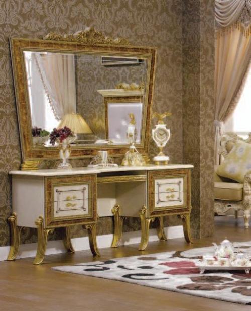 Isabella Стол туалетный с зеркалом