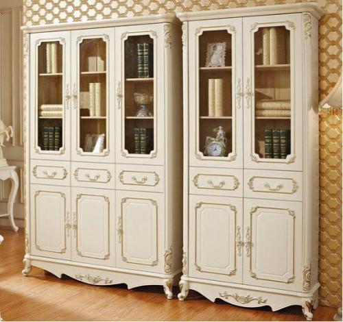 Книжный шкаф 2-х дверный