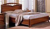 Кровать 160х200 CURVO-ferro б/изн