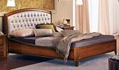 Кровать 160х200 CURVO Legno Capitonne б/изн
