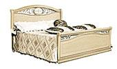 Кровать 160х200 Металл