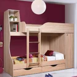 Кровать двухъярусная фабрика КМК мебель