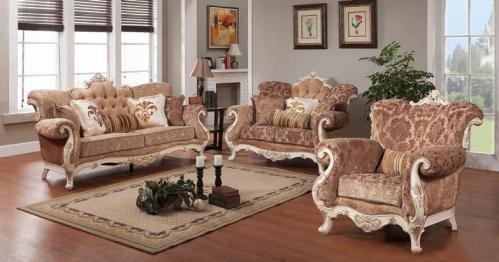 мягкая мебель Alfred-2 Beige - Мягкая мебель