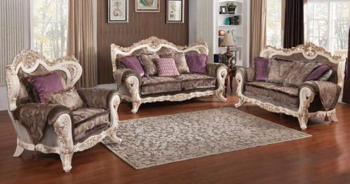 мягкая мебель Charles-3 Rosy - Мягкая мебель