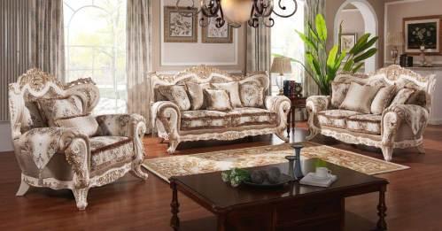 мягкая мебель Charles-4 White - Мягкая мебель