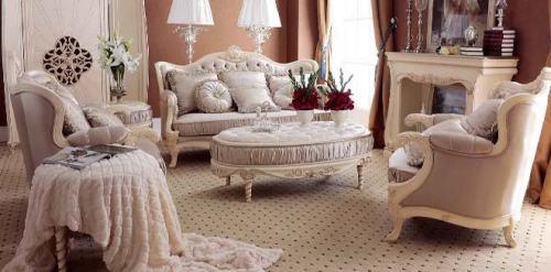 мягкая мебель Farances Ivory - Мягкая мебель
