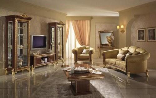 мягкая мебель Giotto фабрика Arredo Classic