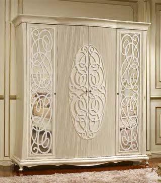 San Marco Шкаф 4-х дверный
