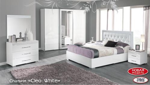 Спальный гарнитур Cleo - Спальни