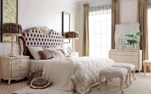 Спальный гарнитур Farances Ivory - Спальни