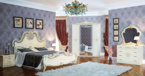 Спальный гарнитур Грация - Спальни