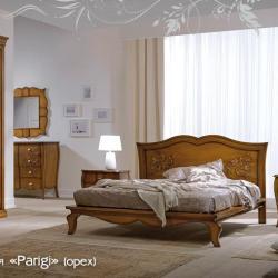 Спальный гарнитур PARIGI фабрика Zilio Mobili