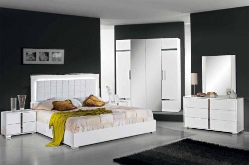 Спальный гарнитур San Marino white - Спальни