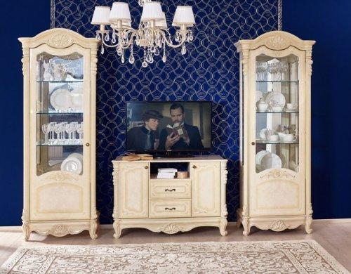 витрина Мирабелла фабрика Любимый дом