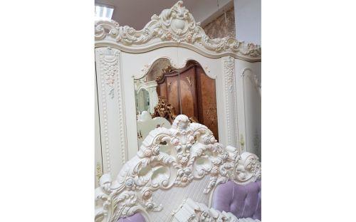 """Спальня 1,8 """"Мона Лиза"""" 5-дверная бежевый 8875"""
