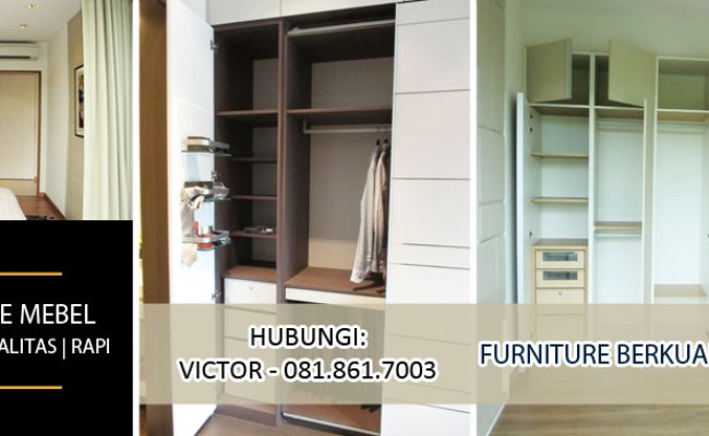 Profile Kami Mebel Lemari Minimalis Surabaya 081 861 7003