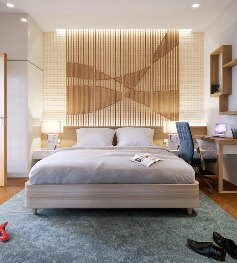 bedroom-accent-wall-slats-intertwined-mebelux