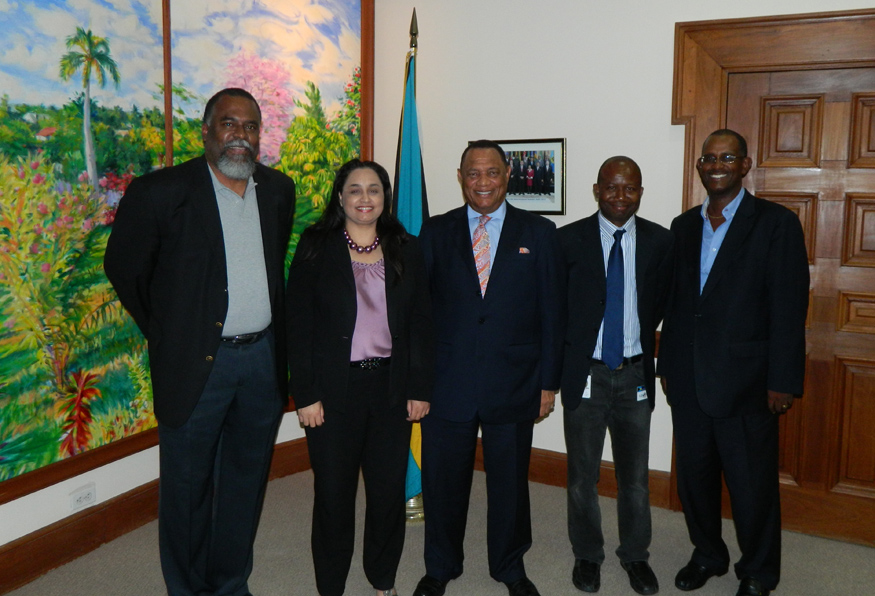 MEBIF Visits Office of The Prime Minister