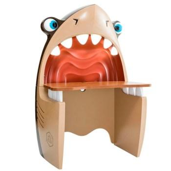 Детский письменный стол Cilek Pirate shark