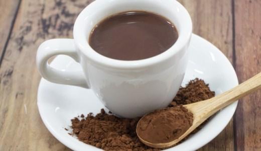 ココアパウダーの代用にはチョコとコーヒーどちらが良い?純ココアとの違いやカロリーについてもご紹介!