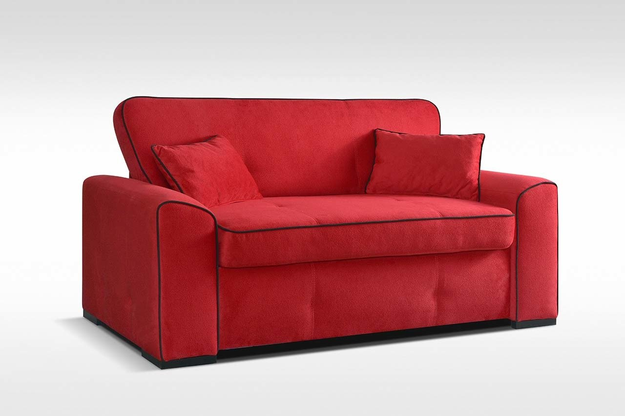 sofa 2 osobowa z funkcja spania i pojemnikiem na posciel best company uk margo funkcją do salonu meblomar