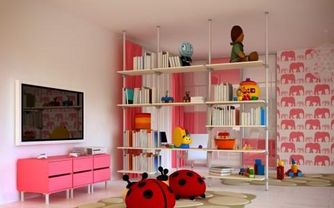 Wardrobe interior system