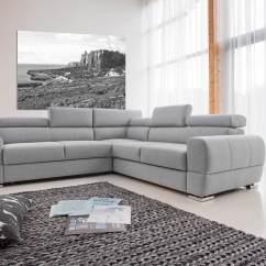 Sofa Narozna Bizzarto Custom Size Cushions Narożniki Nowa Jakość Wypoczynku Meble Nowy