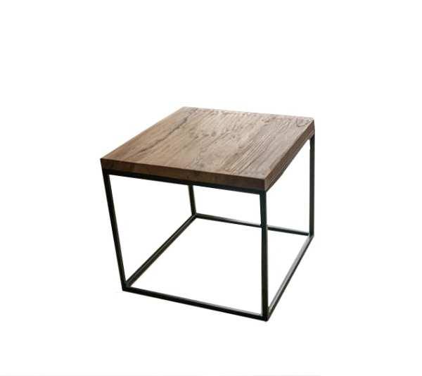 industrialny stolik kawowy lundy