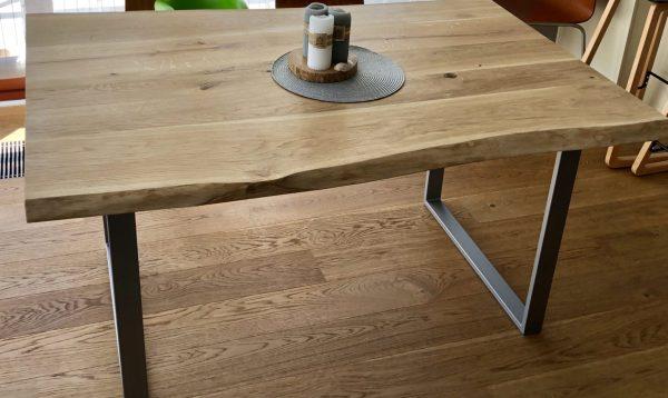 stół dębowy govenor 140x80