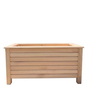 donica ogrodowa drewniana duża