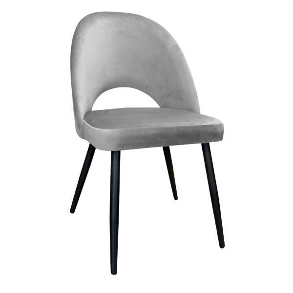 krzesło do jadalni szare omara