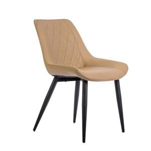beżowe krzesło do jadalni