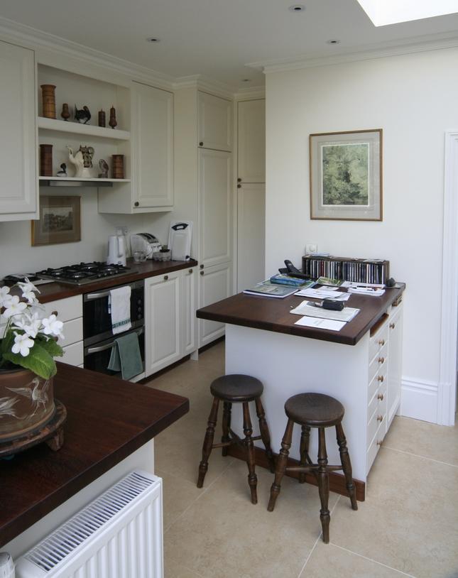 Stół i krzesła w kuchni