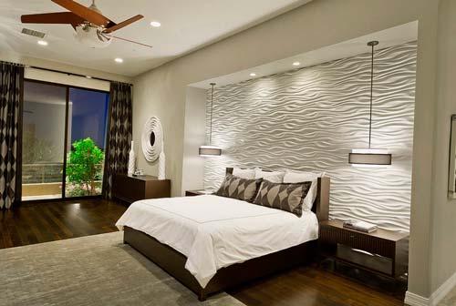 Выбор цвета для спальни - решение, с которым не стоит торопиться